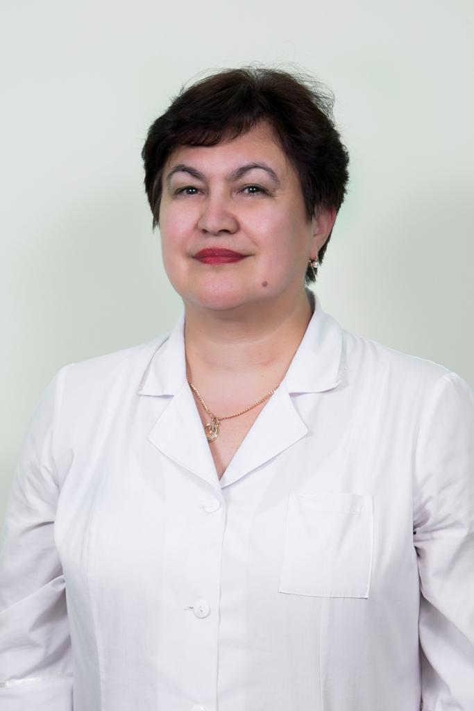 Арсланова Алсу Радиковна