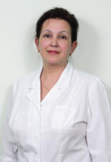 Абушахмина Фирдаус Фанузовна