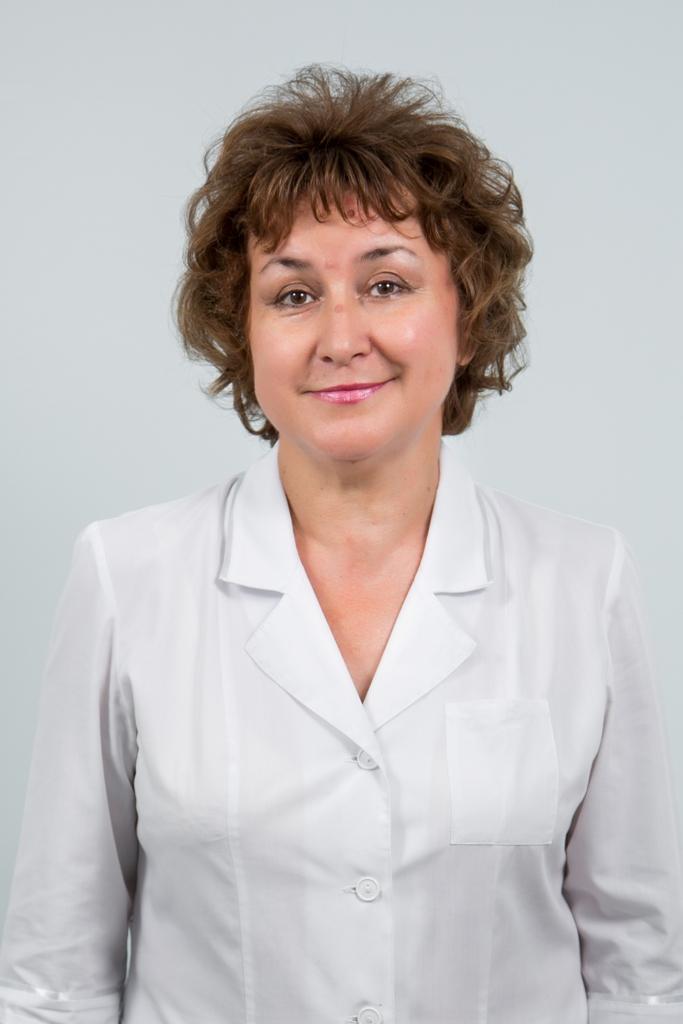 Губайдуллина Роза Фаритовна
