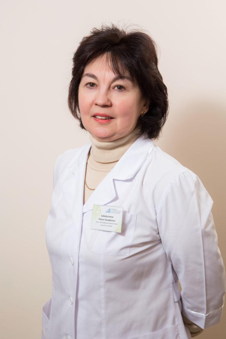 Хабибуллина Райля Ханифовна