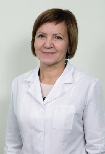 Ханнанова Гульнара Баязитовна
