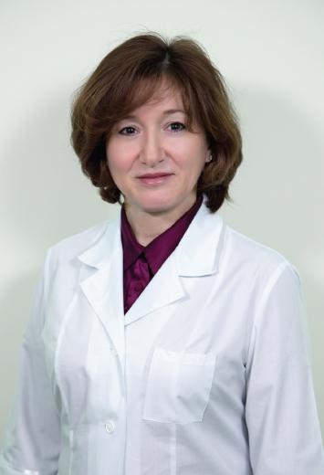 Ханова Айритта Каримовна