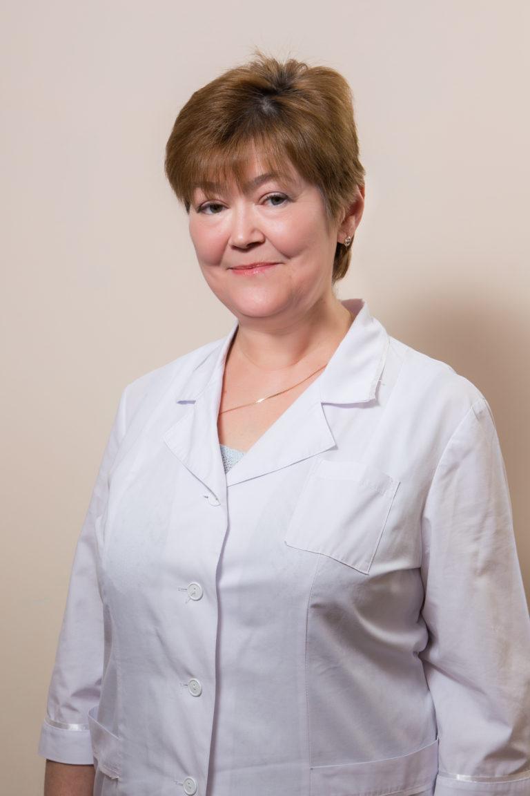 Мадьярова Гузяль Раисовна
