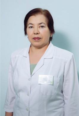 Нуриахметова Аниса Наурузовна