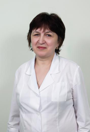 Якупова Ирина Хадиповна